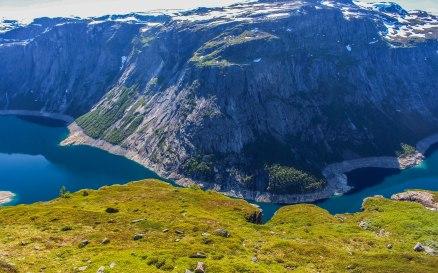 Amazing lake.