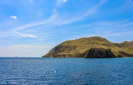 Cool looking islands of Komodo.