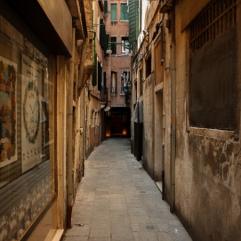 Yellow alley.