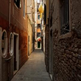 Orange alley.